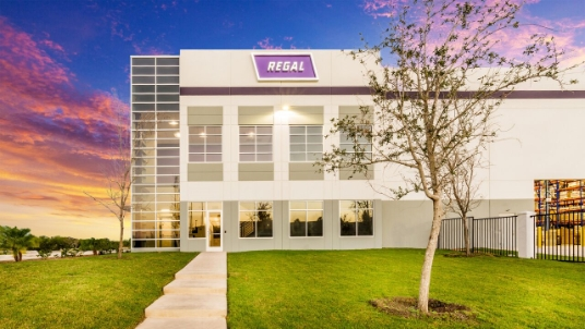 Regal Beloit Build to Suit Exterior